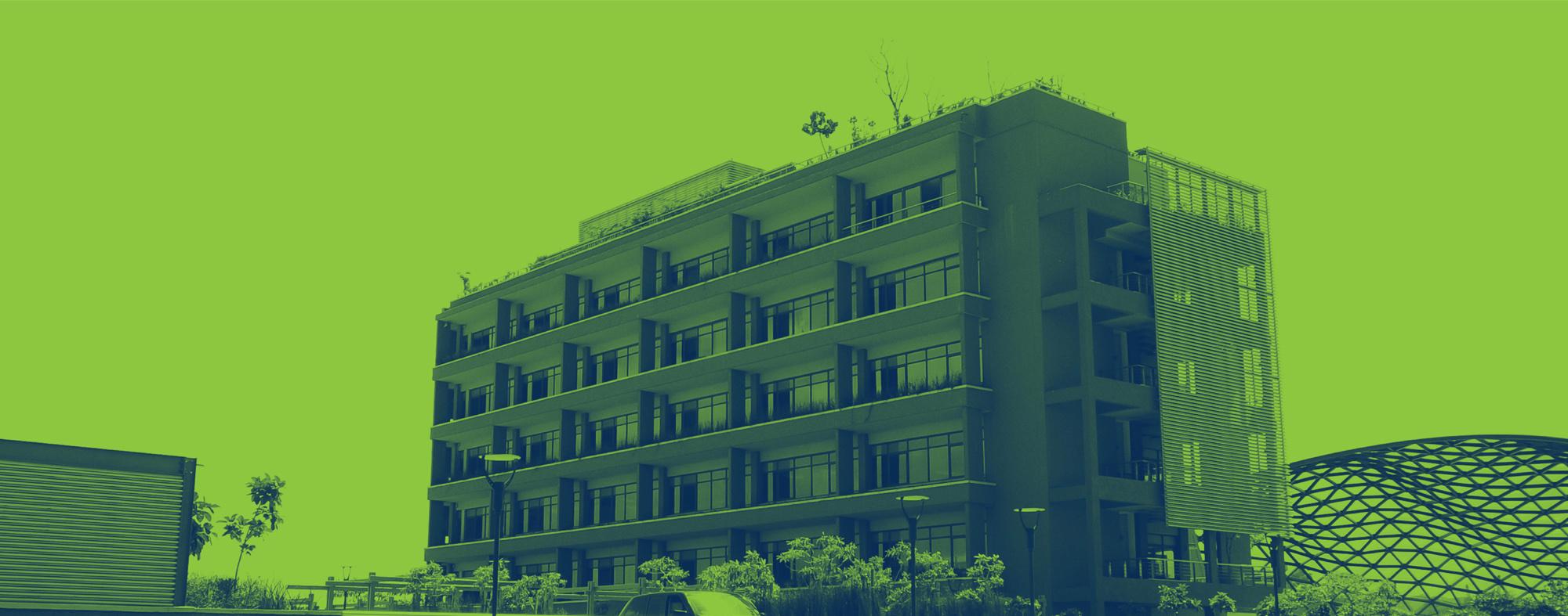 Delta BEC Cover Image building